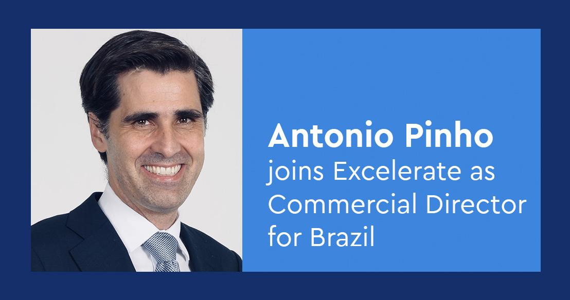 Antonio Pinho Commercial director for Brazil