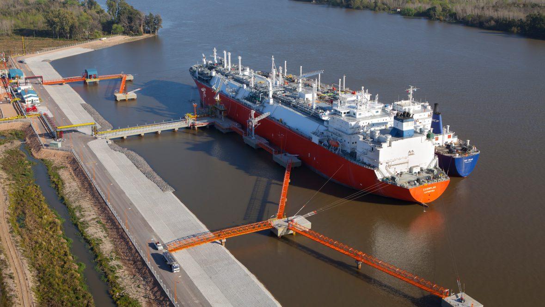 FSRU delivering clean energy to Argentina