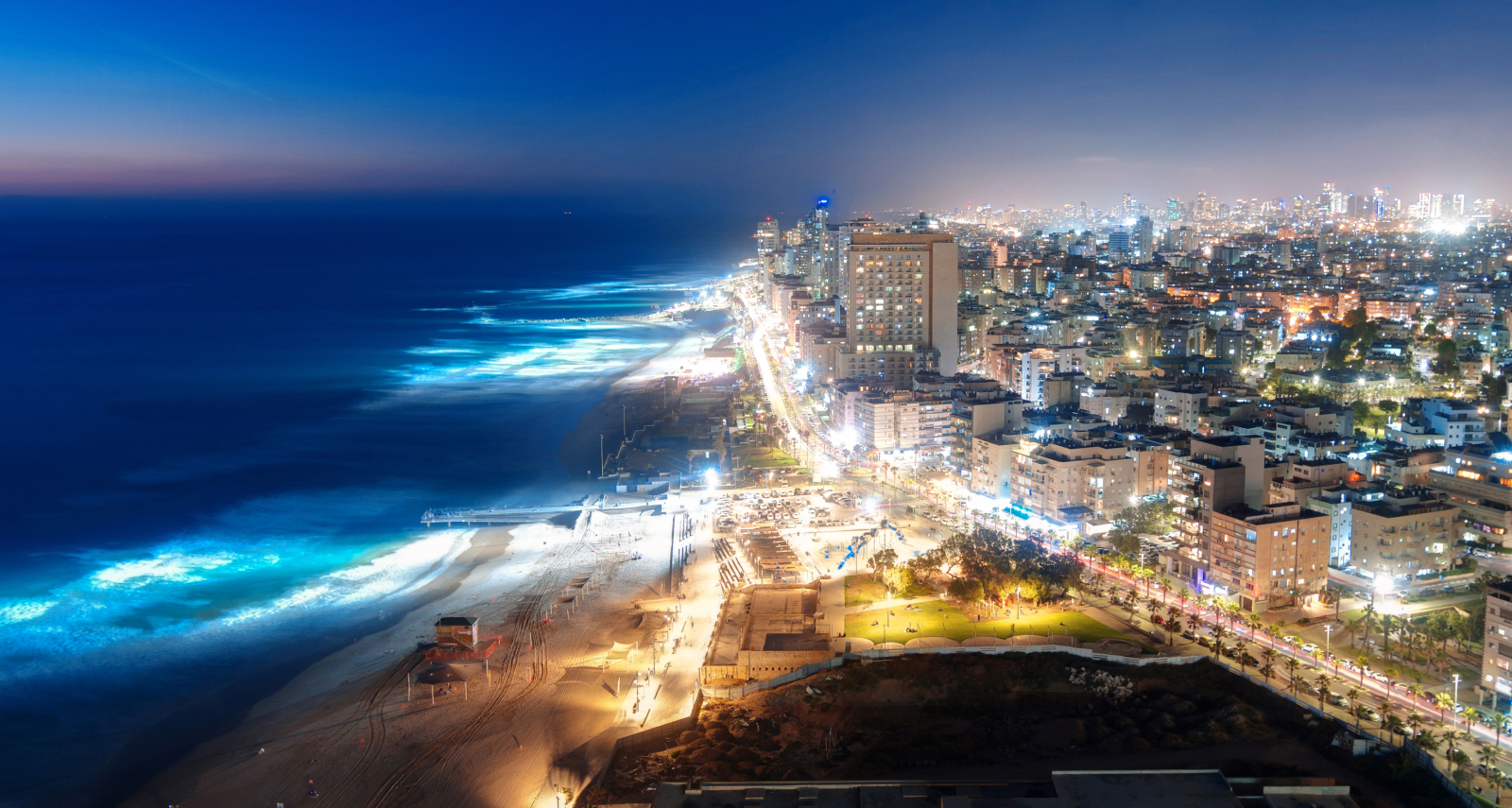 Diversifying Energy Supply in Israel Image
