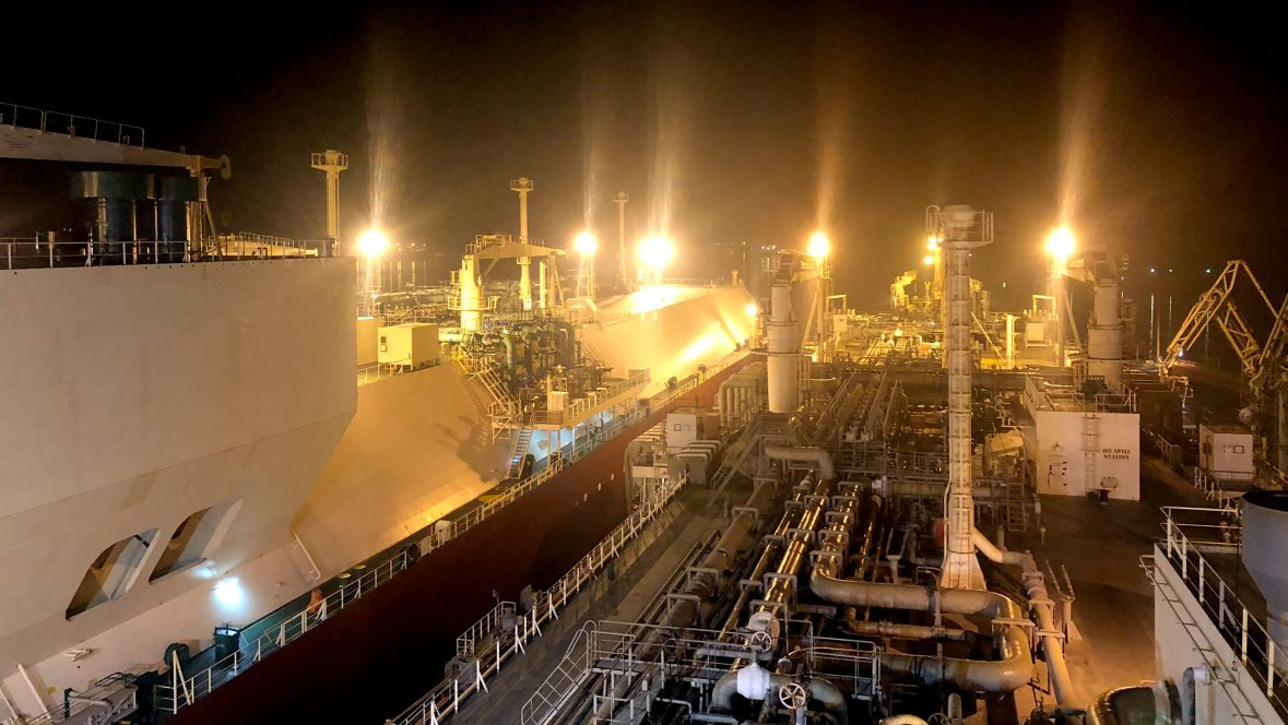 Engro Elengy Terminal FSRU delivering clean, reliable LNG to Pakistan