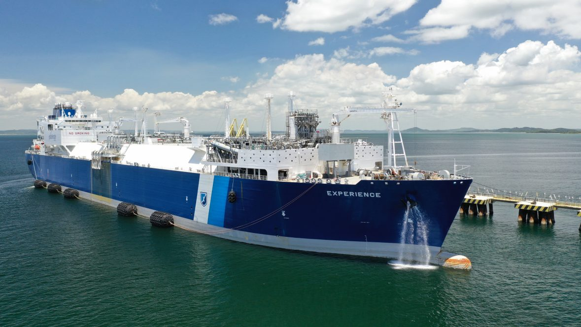 Guanabara Bay LNG FSRU Experience delivering clean, reliable LNG to Brazil