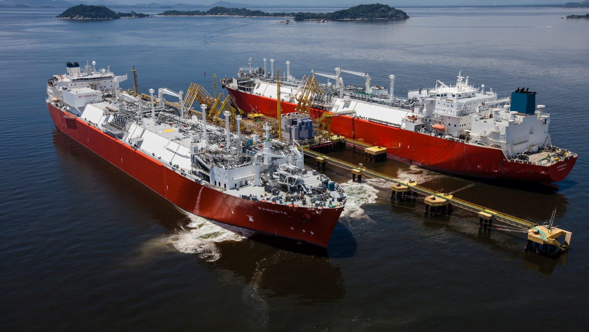 Guanabara Bay LNG FSRU delivering clean, reliable LNG to Brazil
