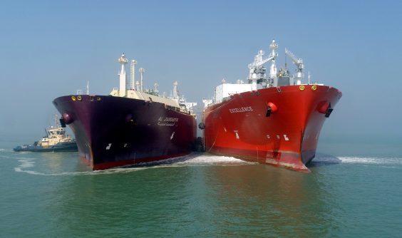 Moheshkhali Floating LNG FSRU offshore Bangladesh