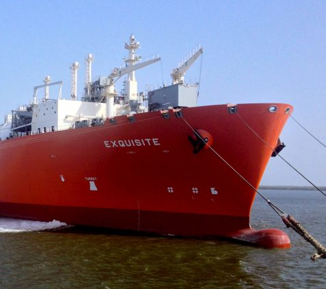 Pakistan's First LNG Terminal Image