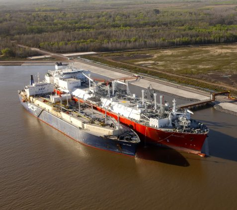 Argentina's Second LNG Terminal Image