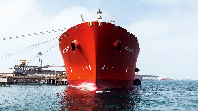 Ruwais LNG FSRU delivering clean, reliable LNG to Abu Dhabi