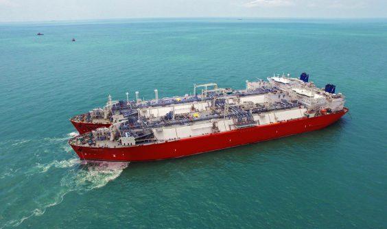 Summit LNG FSRUs offshore Bangladesh