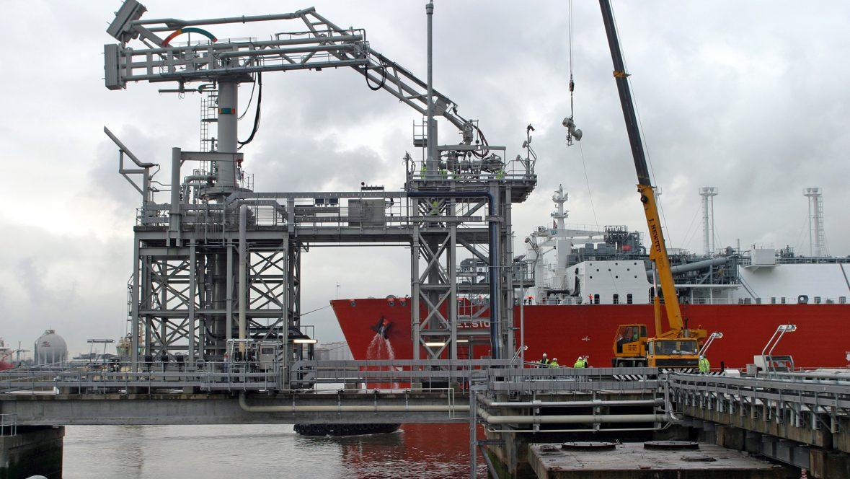 Teesside GasPort FSRU delivering clean, reliable LNG to UK