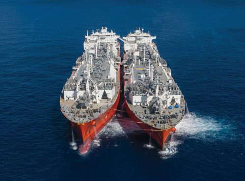 Clean energy LNG importation facility