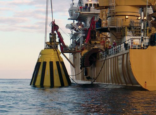 Clean energy deepwater LNG port