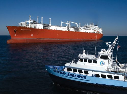 Clean energy LNG terminal operations