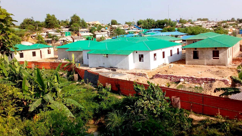 COVID-19 Clinic in Bangladesh